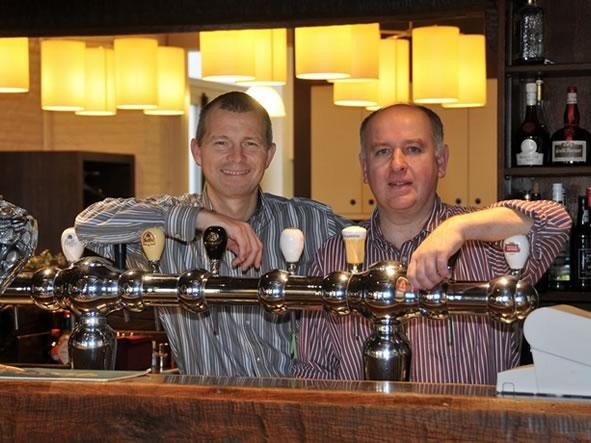 Drinken bij De Beurs in Maaseik